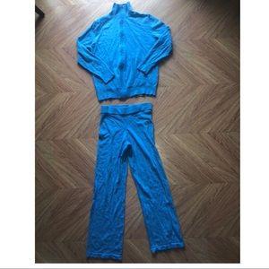 Neiman Marcus Cashmere sweatsuit XS/M